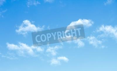 Fototapete Blauer Himmel Wolken