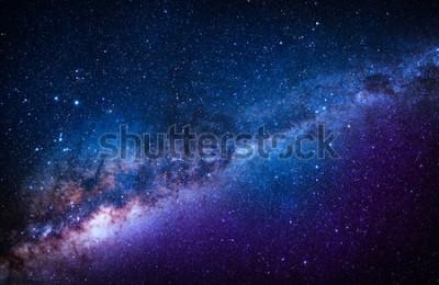 Fototapete Blaues Stanfield - Elemente dieses Bildes geliefert von der NASA