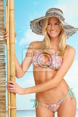 Heiße blondine nackt