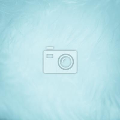 Fototapete Blue vintage color trends feather pattern texture background