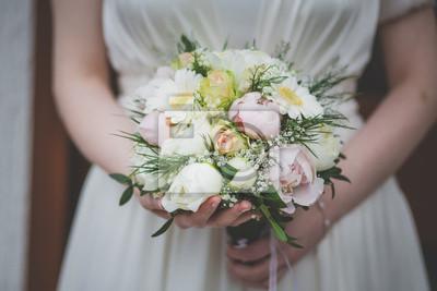 Blumen Hochzeit Ringe Fototapete Fototapeten Reif Brautigam