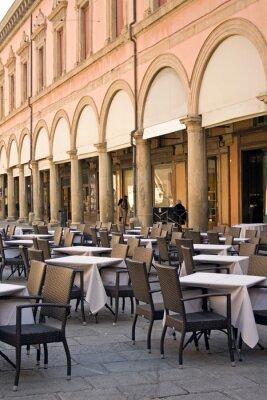 Fototapete Bologna - Restaurant