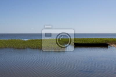 Boot in der Ostsee Golf