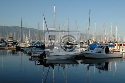 Boote in Santa Barbara