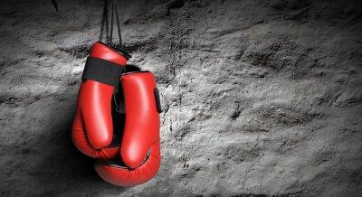 Fototapete Boxhandschuhe