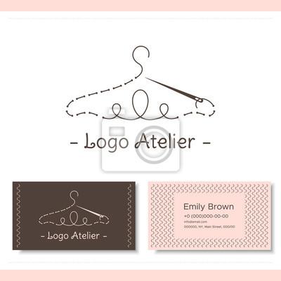 Branding Für Die Modedesignerin Atelier Hochzeitsboutique