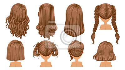 Lange haare schone frisuren