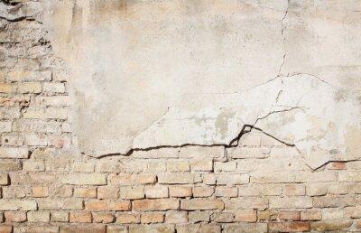 Brick grunge Wand Hintergrund
