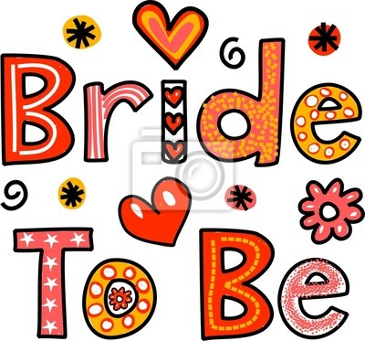 Bride to Be Text