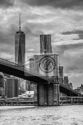 Brooklyn-Brücke in New York