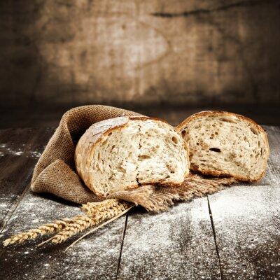 Fototapete Brot
