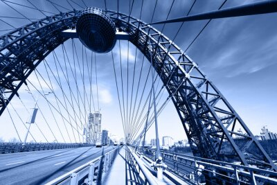 Fototapete Brücke