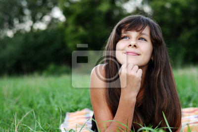 Opinion pretty brunette teen facial topic