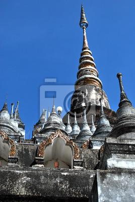Fototapete Buddhas Chedi