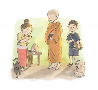 Buddhistischer Tag