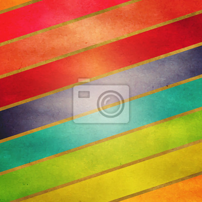 Bunter Regenbogen Hintergrund