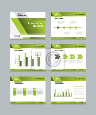 Business-präsentation und powerpoint-vorlage gleitet hintergrund ...