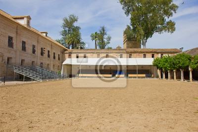 Fototapete Caballerizas Reales, Cordoba, Spain