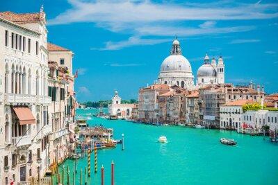 Fototapete Canal Grande, Venezia