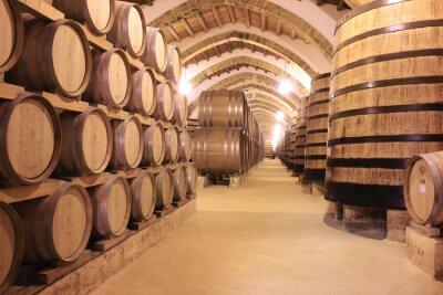 Fototapete Cantina florio vino di marsala