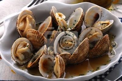 Caparossoli saltai - antipasti di pesce - cucina veneta ...