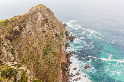 Fototapete Cape Point nahe dem Kap der Guten Hoffnung Südafrika