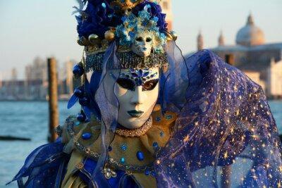 Fototapete Carnevale di Venezia