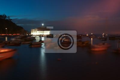 Catalina Avalon Bay Casino Nacht