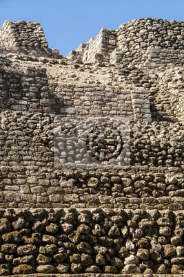 Chacchoben Maya-Ruinen E