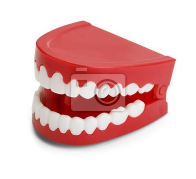 Chatter Zähne