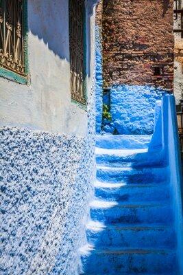 Fototapete Chefchaouen alte Medina, Marokko, Afrika
