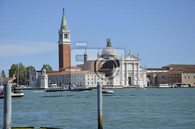 Chiesa Di San Giorgio Maggiore Venedig Italien Fototapete