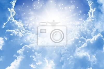 Christus im Himmel