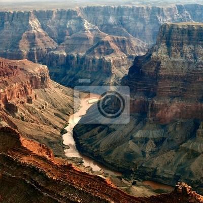 Colorado River im Grand Canyon, Arizona