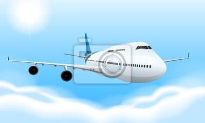Commerical Flugzeug