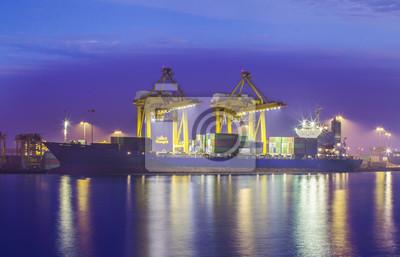 Container Frachtschiff Frachtschiff