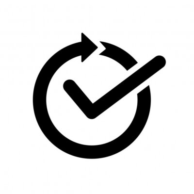 Fototapete continuous convenience simple icon