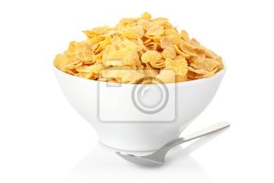 Corn Flakes Schüssel