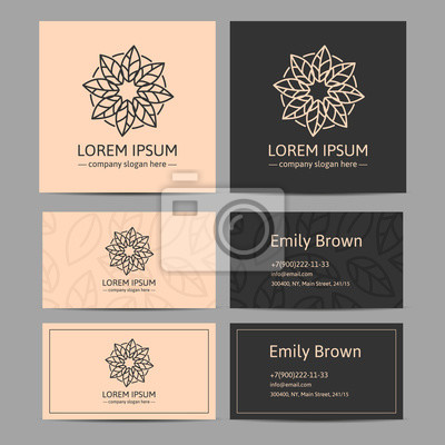Corporate Style Für Shop Von Beauty Produkten Bio Kosmetik