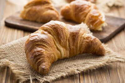 Fototapete Croissant.