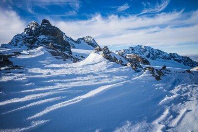 Dachstein Gletscher Fototapete Fototapeten Osterreich Winter