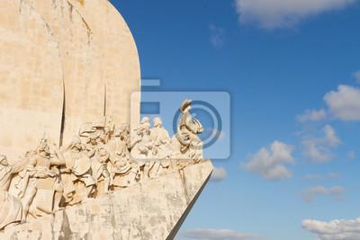 Fototapete Damm des Flusses Tejo, Lissabon, Portugal