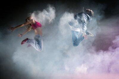 Fototapete Danse moderne