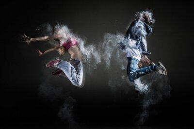 Fototapete Danse Paar