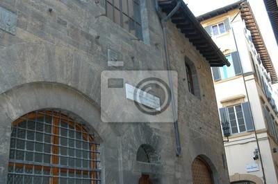 Dantes Haus, Florenz