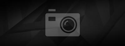 Fototapete Dark neutral background for wide banner