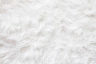 Fototapete De-fokussierte Schafwolle Pelz Hintergrund Textur Tapete.