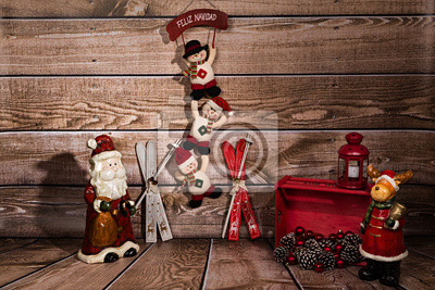Dekorative Kuche Fototapete Fototapeten Reno Schneemann Sessel