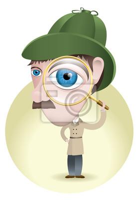 Detective Spurensuche