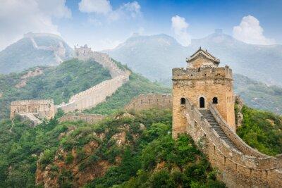 Fototapete Die Chinesische Mauer